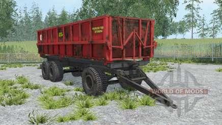 PSTB-17 animation сброса〡наполнения für Farming Simulator 2015