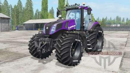 New Holland T8.420 Reᶏver für Farming Simulator 2017