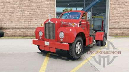 Mack B61 1962 pour American Truck Simulator