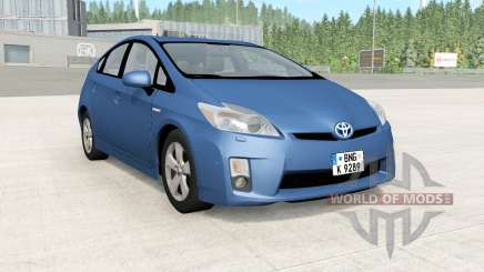 Toyota Prius (XW30) 2009 _ pour BeamNG Drive