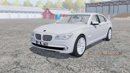 BMW 750Li (F02) open doors pour Farming Simulator 2013