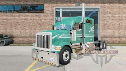 International Eagle 9900i verdigris pour American Truck Simulator