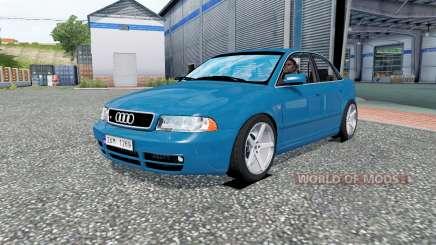 Audi S4 (B5) für Euro Truck Simulator 2