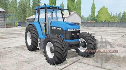 New Holland 8070 pour Farming Simulator 2017