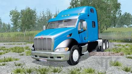 Peterbilt 387 color selection für Farming Simulator 2015