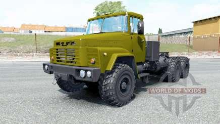 KrAZ-260V 6x6 pour Euro Truck Simulator 2
