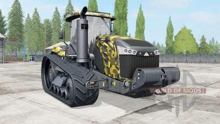 Challenger MT800E camo für Farming Simulator 2017