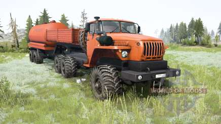 Ural-4320-1110-41 für MudRunner