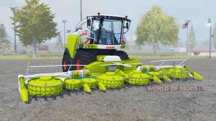 Claas Jaguar 980 and Orbis 900 für Farming Simulator 2013