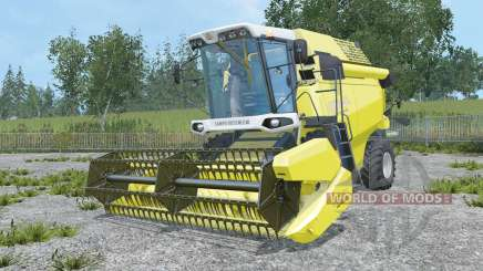 Sampo Rosenlew Comia C6 accelerated unloading pour Farming Simulator 2015