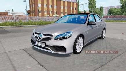 Mercedes-Benz E 63 AMG (W212) 2013 pour Euro Truck Simulator 2