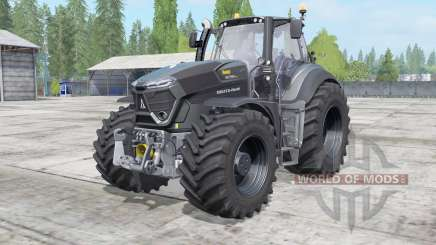 Deutz-Fahr série 9 TTV Warrioᶉ pour Farming Simulator 2017