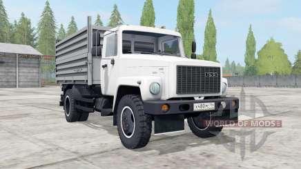 GAZ-SAZ-35071 couleur blanche pour Farming Simulator 2017