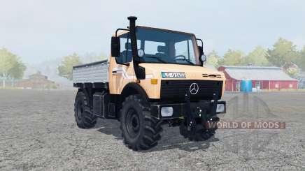 Mercedes-Benz Unimog U1450 (Bᶉ.427) pour Farming Simulator 2013