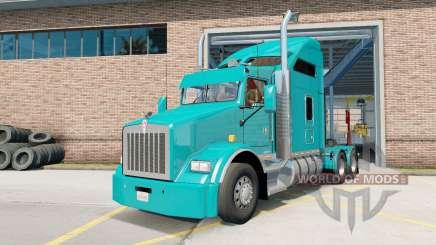 Kenworth Т800 pour American Truck Simulator