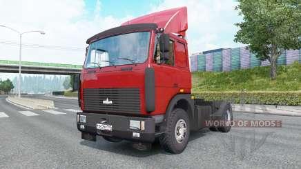 MAZ-54323 für Euro Truck Simulator 2