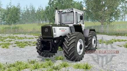 Mercedes-Benz Trac 1800 intercooleᶉ pour Farming Simulator 2015