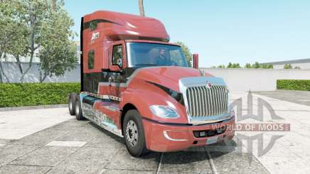 International LT625 Sky-Rise Sleeper 2016 pour American Truck Simulator