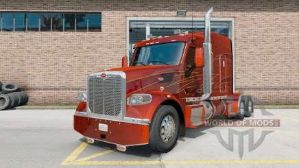 Peterbilt 567 Ultra Cab Sleepeᶉ für American Truck Simulator