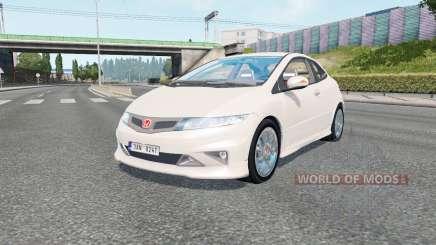 Honda Civic Type-R (FN2) für Euro Truck Simulator 2