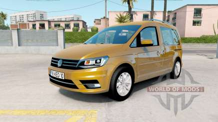 Volkswagen Caddy pour American Truck Simulator