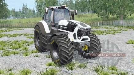 Deutz-Fahr 9340 TTV Agrotron für Farming Simulator 2015