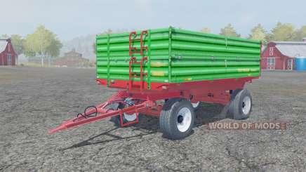 Pronar T653-2 lime green für Farming Simulator 2013