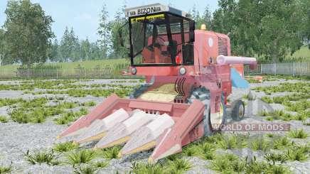 Bizon Z056 animated element für Farming Simulator 2015