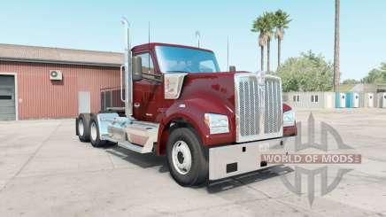 Kenworth W990 Day Cab für American Truck Simulator