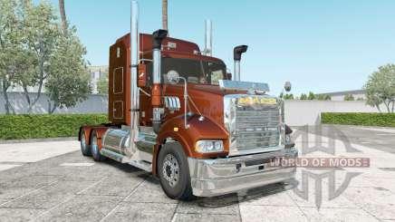 Mack Trident 2008 für American Truck Simulator