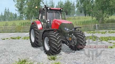 Case IH Optum 300 CVX pour Farming Simulator 2015