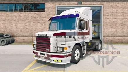 Scania T113H pour American Truck Simulator