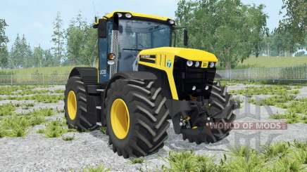JCB Fastrac 4220 golden dream für Farming Simulator 2015