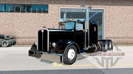 Kenworth 521 black pour American Truck Simulator