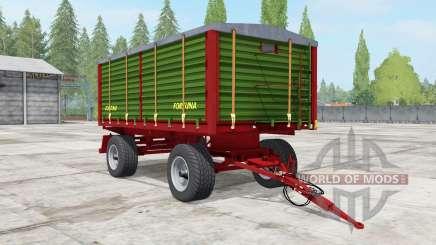Fortuna K 180 für Farming Simulator 2017