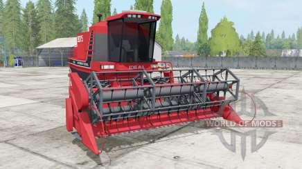 Ideal 9075 International dual front wheels pour Farming Simulator 2017