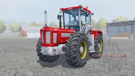 Schluter Super-Trac 2500 VL new paint pour Farming Simulator 2013