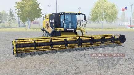 Claas Lexion 770 TerraTrac ronchi für Farming Simulator 2013
