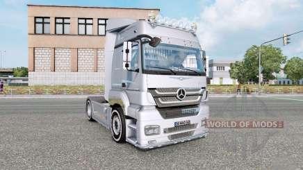 Mercedes-Benz Axor 1840 2005 v2.0 für Euro Truck Simulator 2