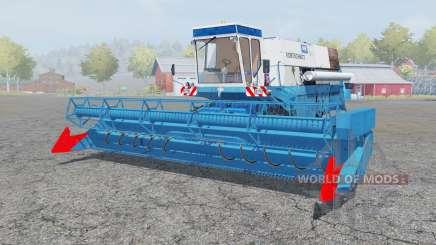 Fortschritt E 516 spanish sky blue pour Farming Simulator 2013
