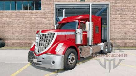 International LoneStar tractor red pour American Truck Simulator