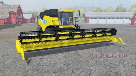 New Holland CR9090 manuel ignitioɳ pour Farming Simulator 2013