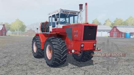 Raba-Steiger 250 reserverad für Farming Simulator 2013