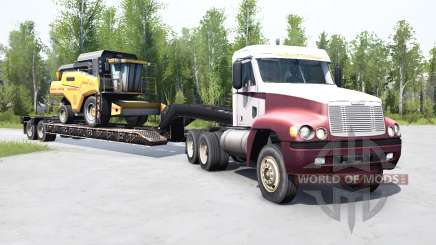 Freightliner Century Class Day Cab 1995 pour MudRunner