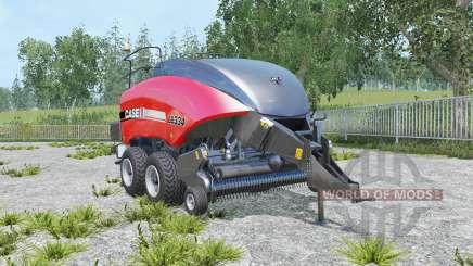 Case IH LB 334 new wheels pour Farming Simulator 2015
