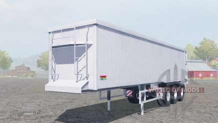 Kroger Agroliner SRB3-35 increased capacity für Farming Simulator 2013