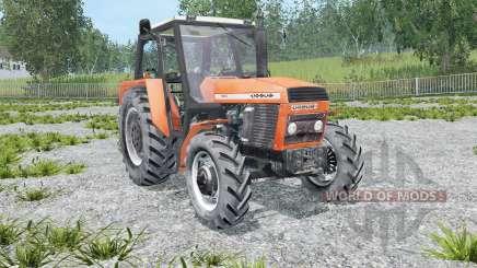 Ursus 1014 real animation smoke für Farming Simulator 2015