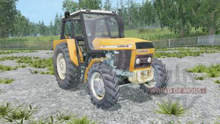 Ursus 914 movable pointer fuel level für Farming Simulator 2015