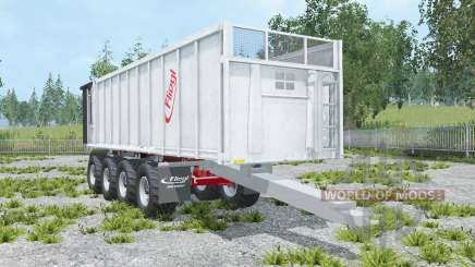 Fliegl Gigant ASW 4-axles für Farming Simulator 2015