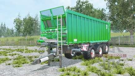 Kroger Agroliner TAW 30 accept manure für Farming Simulator 2015